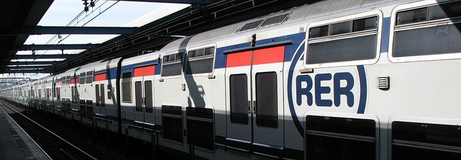 tren RER