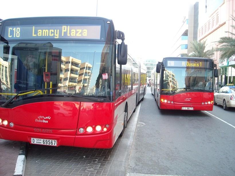 Autobuz Dubai