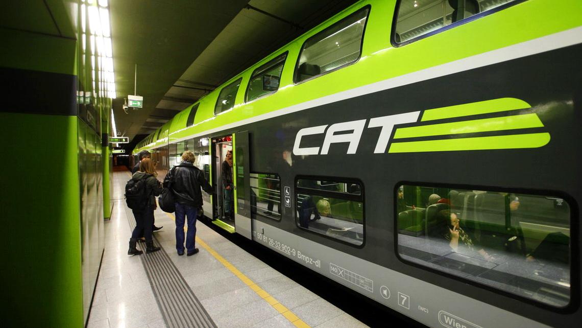 Trenul de mare viteză CAT