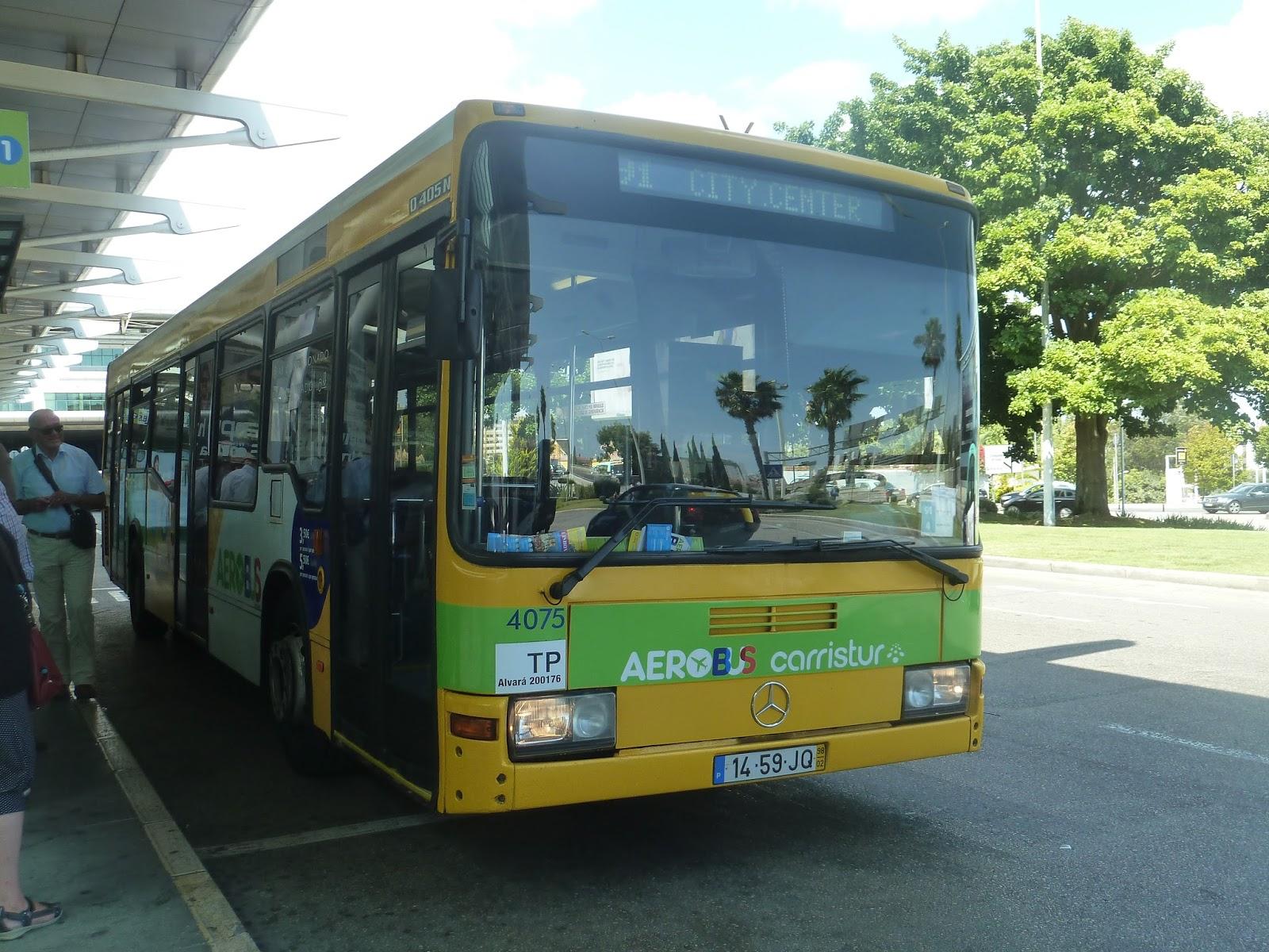 Autobuz Lisabona