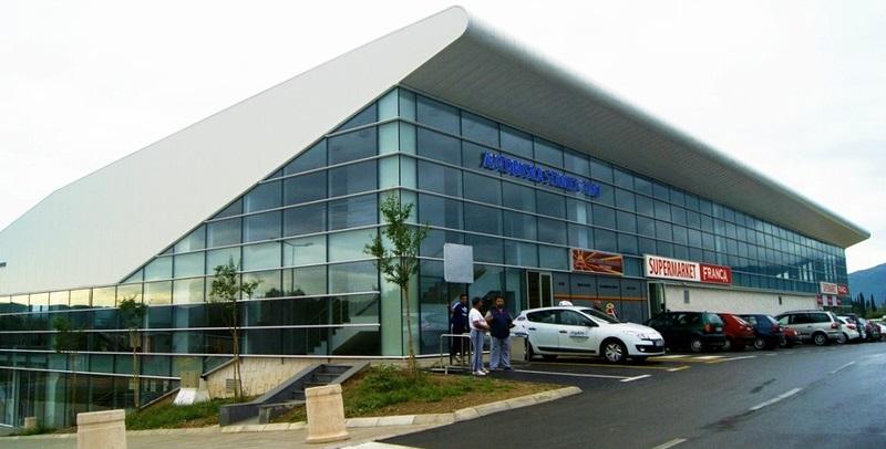 Gara auto din Tivat