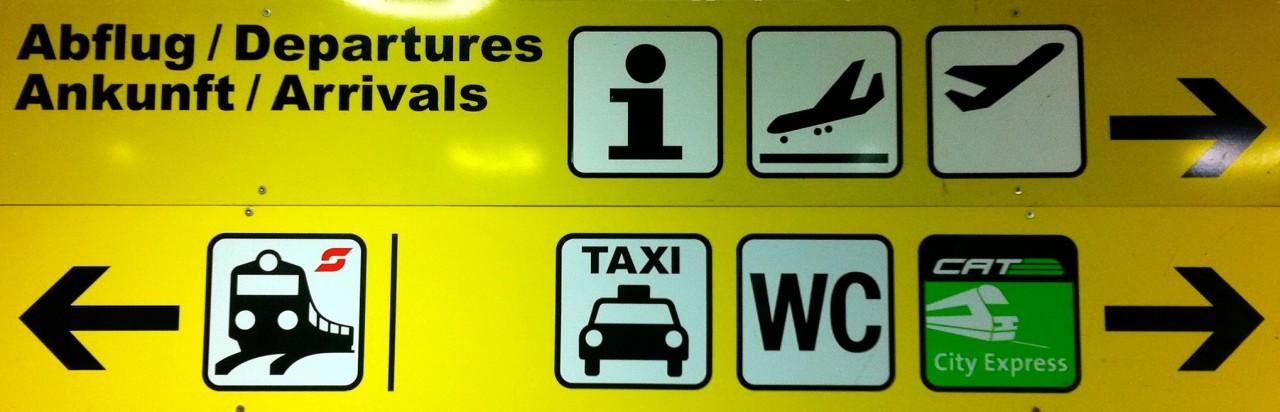 Indicator din aeroport