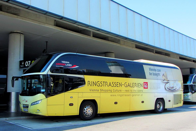 Autobuz Vienna Airport Lines