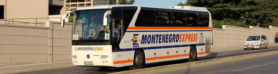Autobuz din Muntenegro