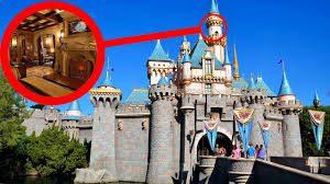 Disneyland_castel
