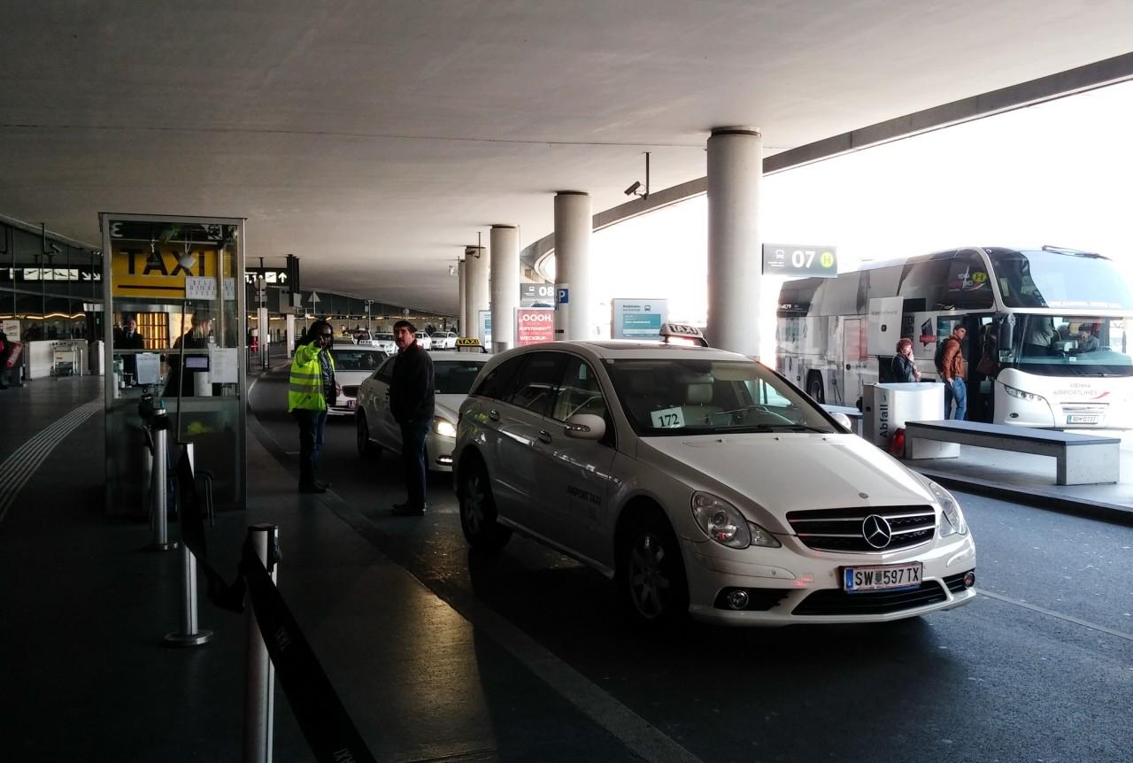 Taxi la aeroportul din Viena
