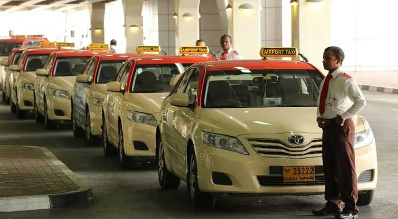 Taxi Aeroport Dubai