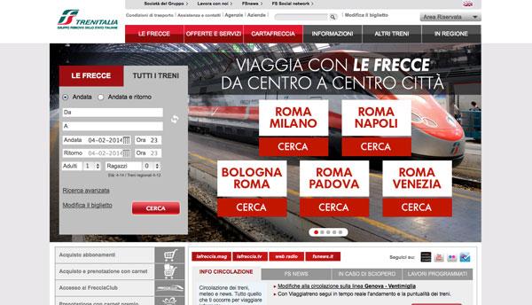 Bilete tran Italia