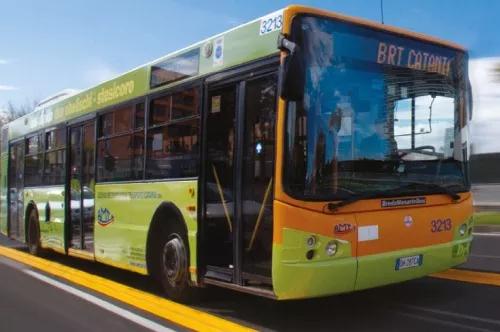 Autobuzele din aeroportul Catania circulă cu regularitate