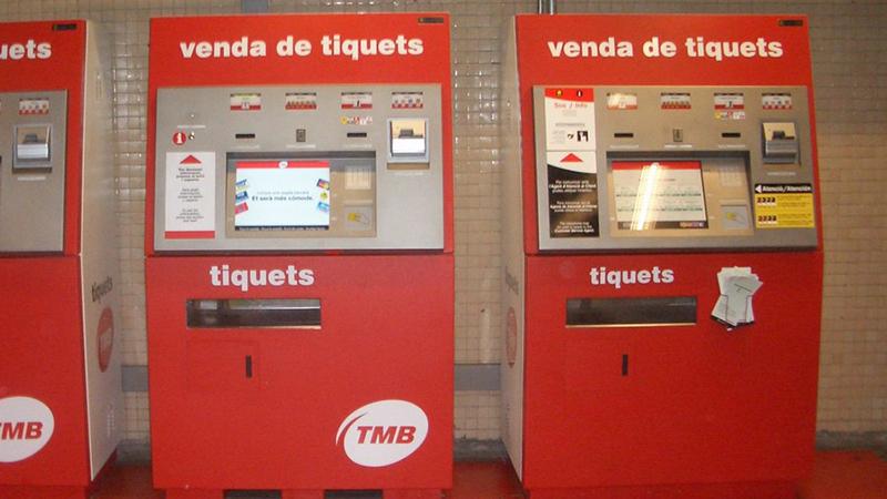 Automate de bilete