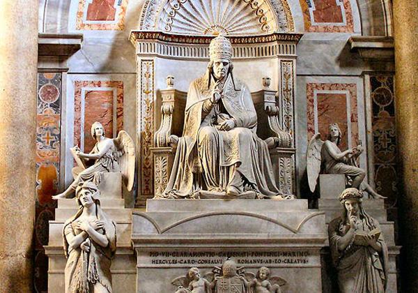 Memorialul lui Pius al VII-lea