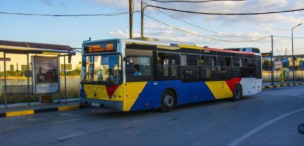 Transportul public în Grecia