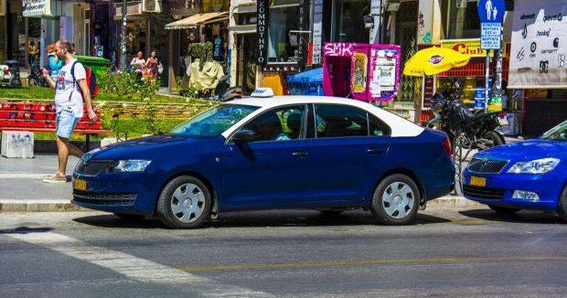Taxi Grecia