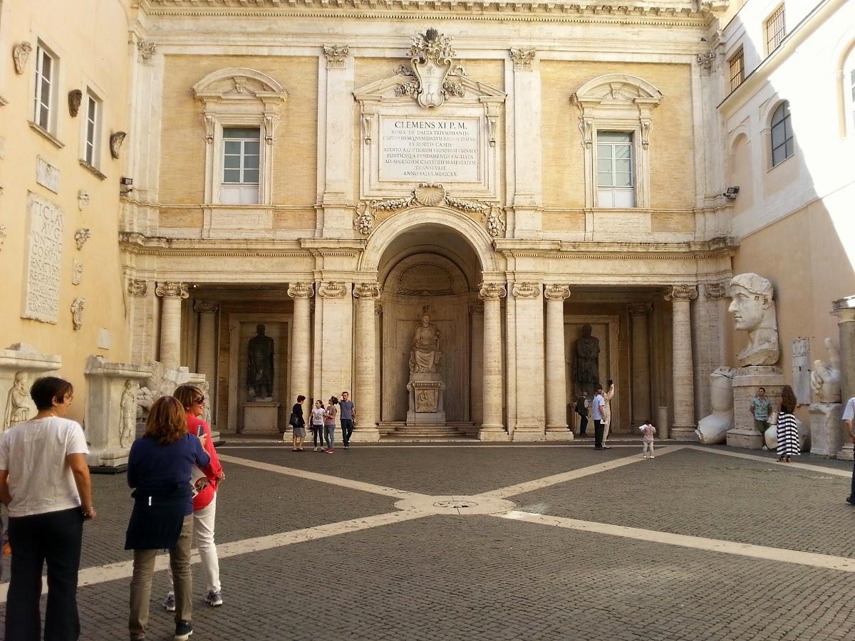 Palatul Conservatorilor (Palazzo dei Conservatori)
