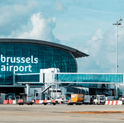 Aeroport Bruxel