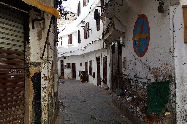 Murdărie în orașele marocane