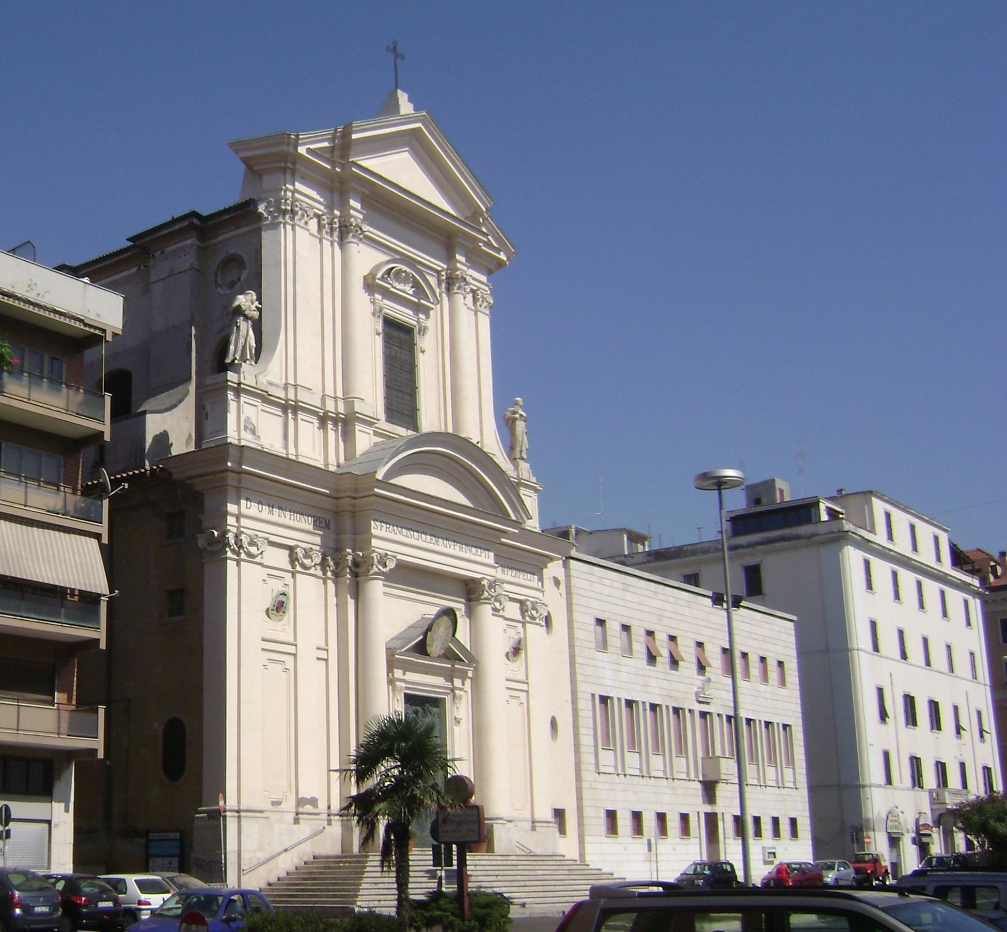 Catedrala Sf. Francisc de Assisi