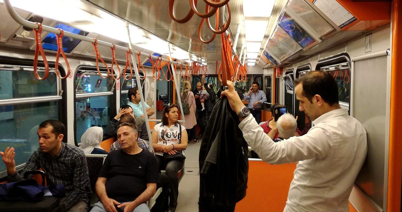 Metroul din Istanbul