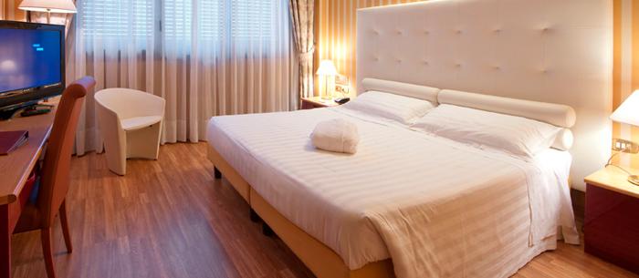 Hotelul de lângă aeroport poate deveni o casă confortabilă pentru 1-2 nopți