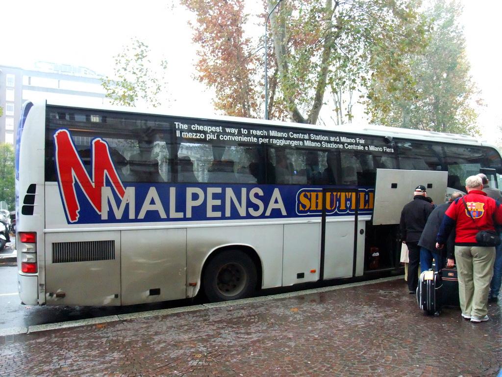 Transfer de la Linate la Malpensa