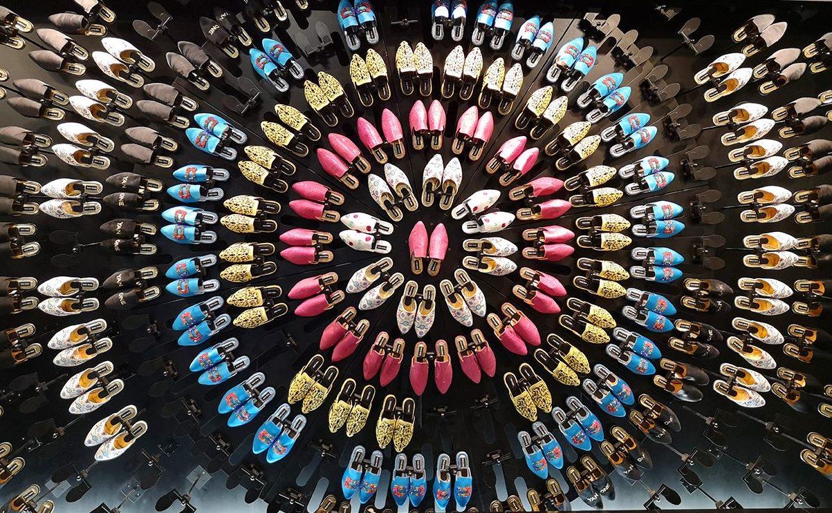 Papuci marocani