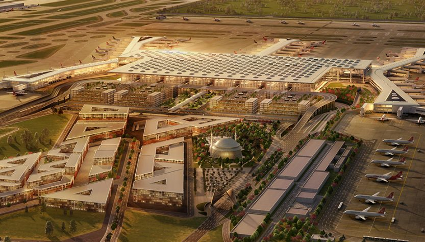 Noul Aeroport Istambul