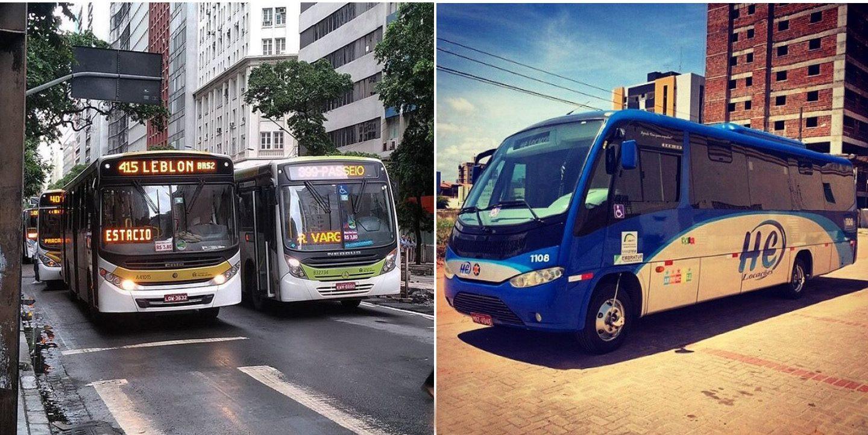 Autobuze din Rio de Janeiro