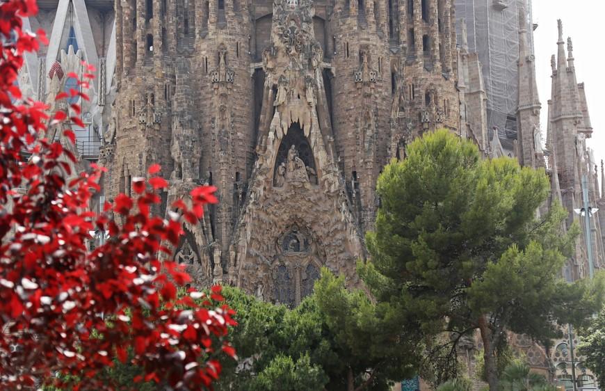 Sagrada Familia (exterior)
