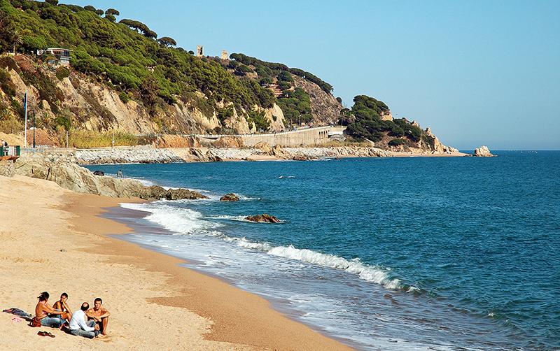 Plaja Sant Miquel