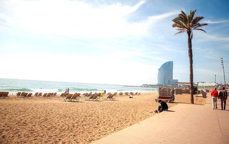 Plaja Sant Sebastia