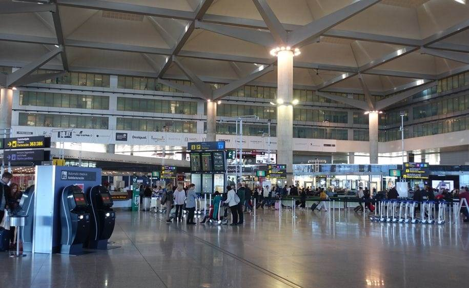 Aeroportul Malaga - Costa del Sol