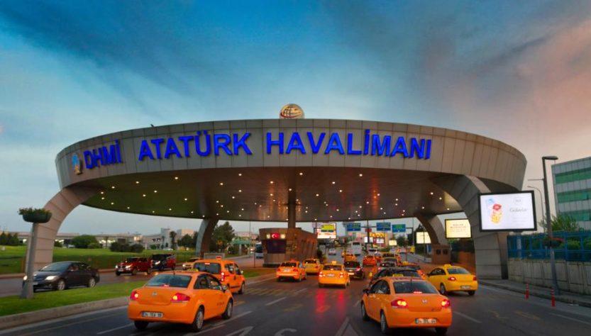 Aeroportul Ataturk, Istambul