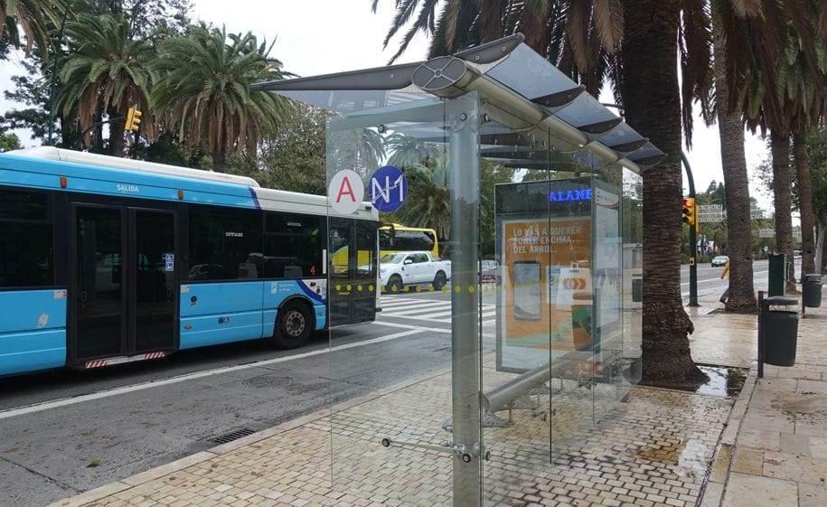 Autobuz Malaga