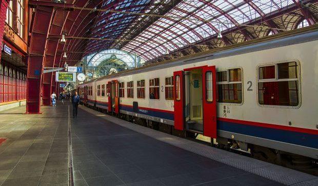 Căile ferate belgiene
