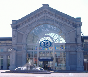 Gara Charleroi-Sud