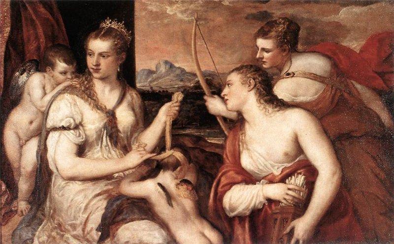 Colecția Galeriilor comține 560 de picturi