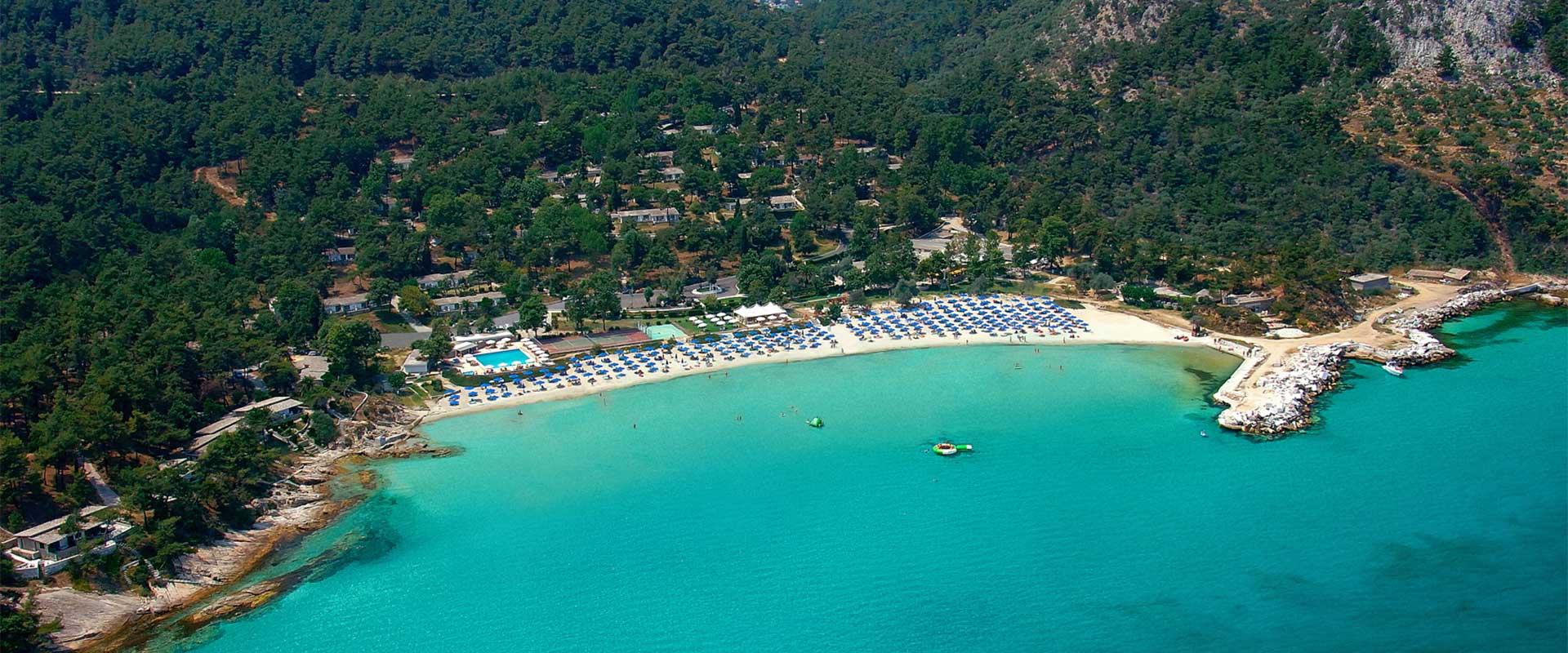 Plaja Makrimos (fotografie)