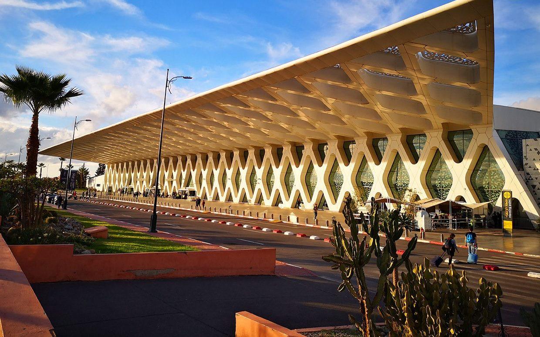 Aeroportul din Marrakesh