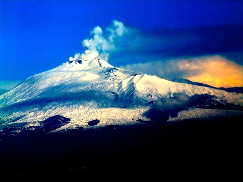 Atractiile siciliei - Etna