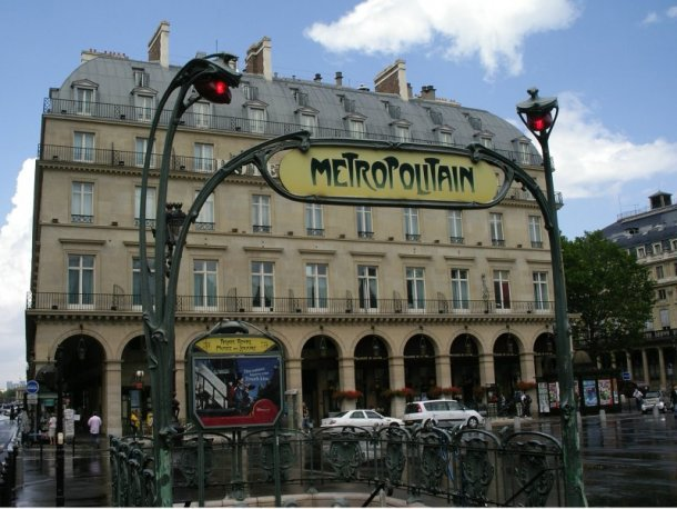 Stația de metrou Palais-Royal