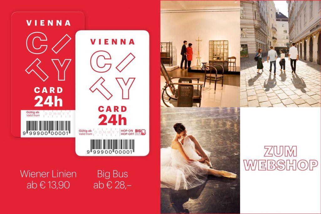 Biletul Vienez (Viena City Card)