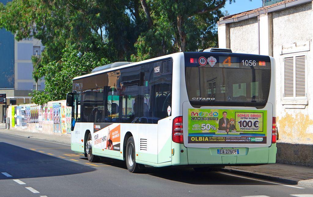Autobuz în Olbia