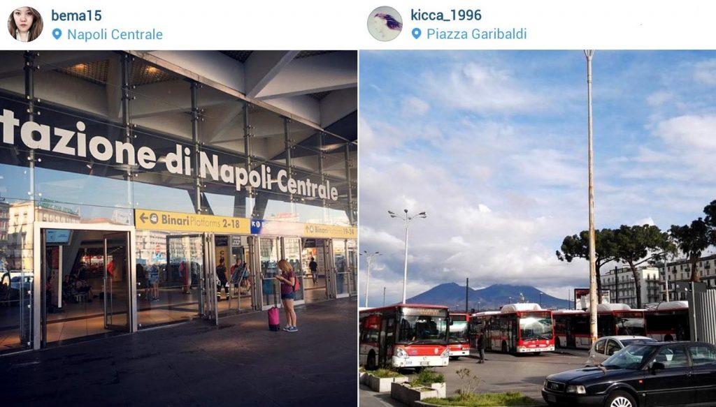 Gara Centrală din Napoli