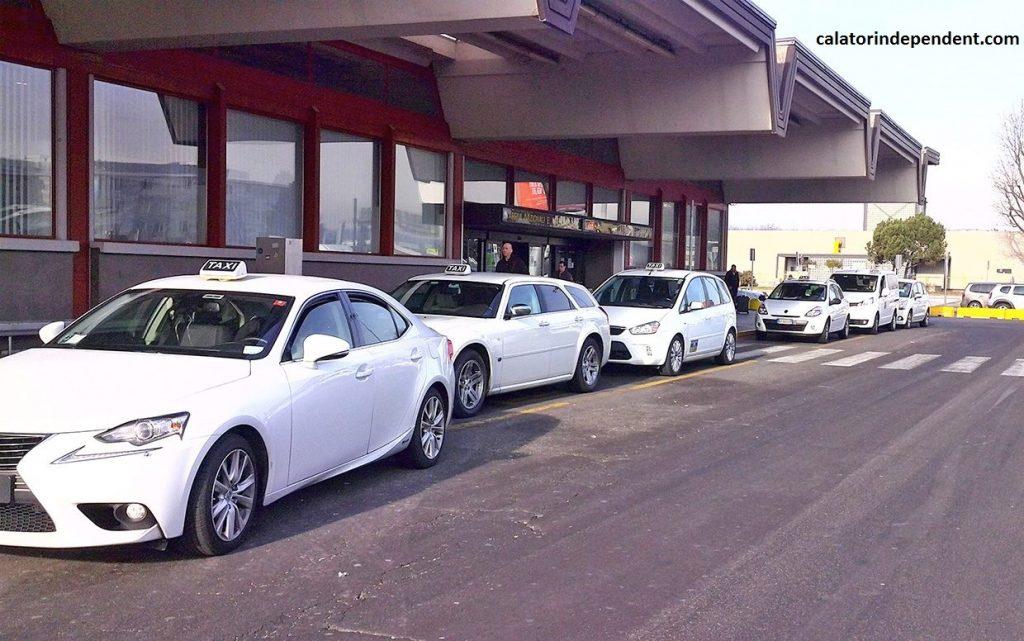 Taxi în Napoli, transfer aeroport
