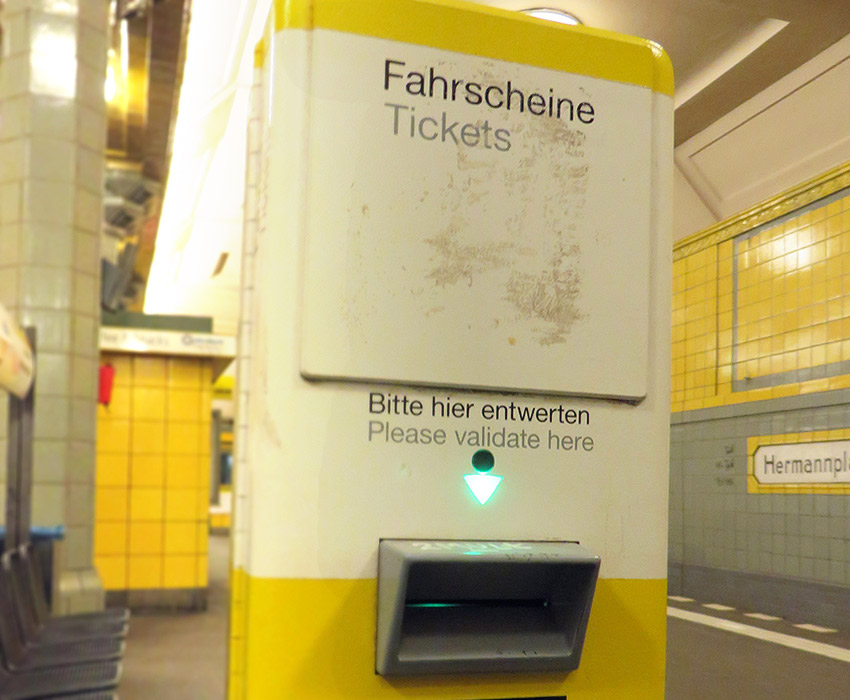 Metroul din Berlin